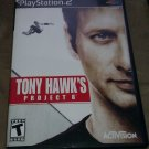 Tony Hawk's Project 8 (Sony PlayStation 2, 2006) PS2 CIB Complete