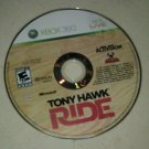 Tony Hawk Ride ( Xbox 360 ) Disc Only Tested