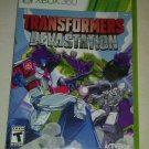 Transformers: Devastation (Microsoft Xbox 360, 2015) Tested