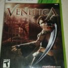 Venetica (Microsoft Xbox 360, 2011) Complete W/ Manual CIB Tested