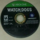Watch Dogs (Microsoft Xbox One, 2014) Disc Only Tested