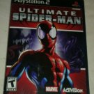 Ultimate Spider-Man (Sony PlayStation 2, 2005) Complete With Manual CIB PS2
