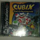 Cubix: Robots for Everyone -- Race 'N Robots (Sony PlayStation 1, 2001) PS1 CIB