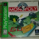 Monopoly Greatest Hits (Sony PlayStation 1, 1998) PS1 Complete CIB