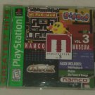Namco Museum Vol. 3 Greatest Hits (Sony PlayStation 1, 1996) PS1 CIB