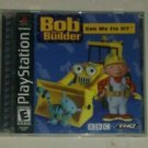 Bob the Builder: Can We Fix It (Sony PlayStation 1, 2001) PS1 CIB Complete
