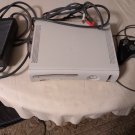 White Xbox 360 Console with Controller and all connections