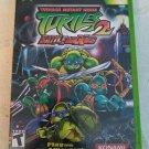 Teenage Mutant Ninja Turtles 2: BattleNexus (Microsoft Xbox, 2004) W/ Manual CIB
