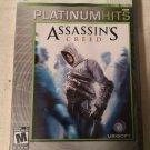 Assassin's Creed Platinum Hits (Microsoft Xbox 360, 2007) CIB Complete