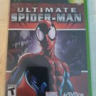 Ultimate Spider-Man (Microsoft Xbox, 2005) Complete With Manual CIB Spiderman