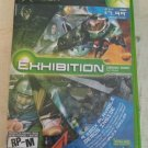 Exhibition: Demo Disc for Xbox (Microsoft Xbox Original 2002) With Manual Tested