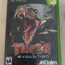 Turok: Evolution (Microsoft Xbox Original, 2002) With Manual Complete Tested