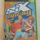 SSX Tricky (Microsoft Xbox Original, 2001) With Manual Complete Tested