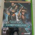 Unreal Championship 2 The Liandri Conflict (Microsoft Xbox 2005) W/Manual Tested
