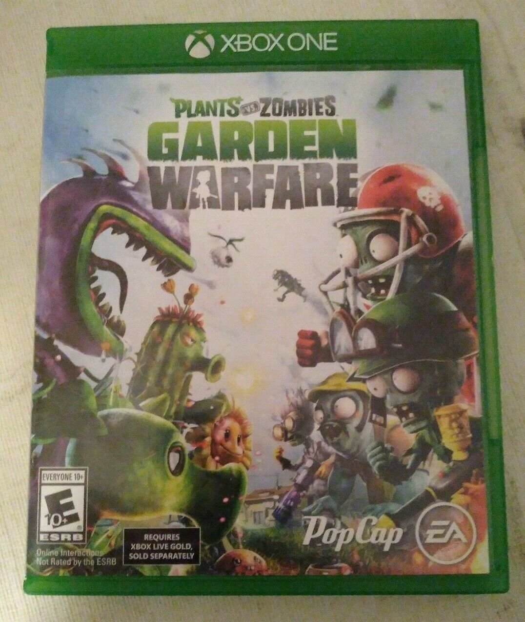 Plants vs. Zombies: Garden Warfare (Microsoft Xbox One, 2014) Tested