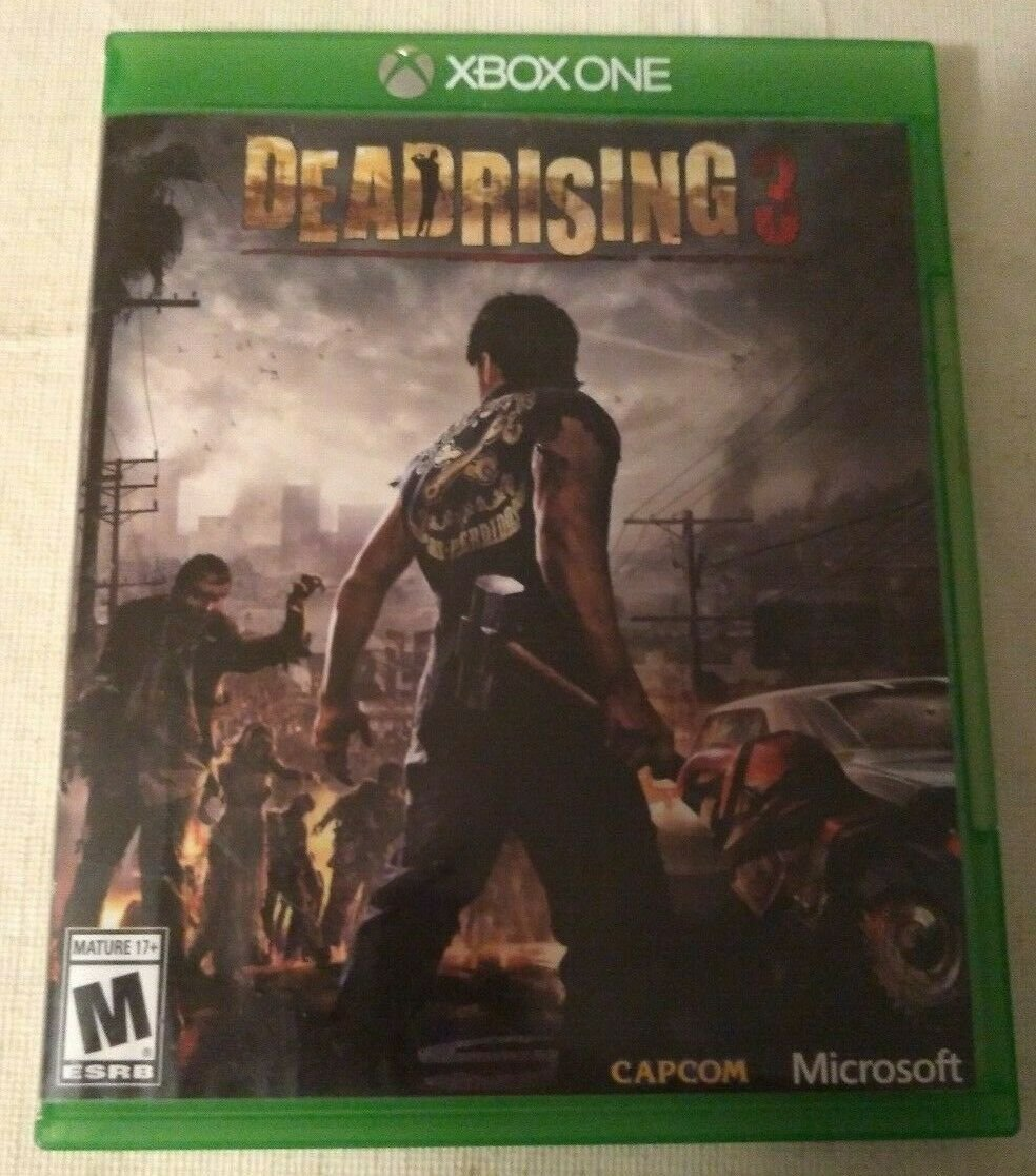 Dead Rising 3 (Microsoft Xbox One, 2013) Tested