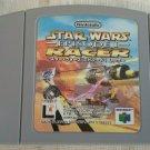 Star Wars Episode I: Racer (Nintendo 64, 1999) Cartridge Only N64 Japan Import
