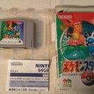 Pokemon Stadium (Nintendo 64) With Box N64 Japan Import US Seller