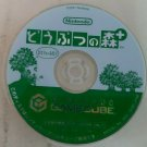 Animal Crossing + Disc Only Nintendo Gamecube Japan Import US Seller