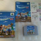 Pilot Wings 64 (Nintendo 64) With Box N64 Japan Import US Seller