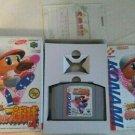 Jikkyo Powerful Pro Baseball 4 (Nintendo 64) With Box N64 Japan Import US Seller