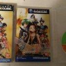 Shaman King: Soul Fight (Nintendo GameCube, 2003) W/ Box & Manual Japan Import