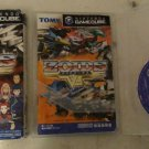 Zoids VS (Nintendo GameCube) With Box, Case, & Manual Japan Import Tested