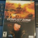 Conflict Zone (Sony PlayStation 2, 2002) Complete With Manual CIB PS2