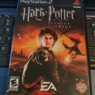 Harry Potter and the Goblet of Fire (Sony PlayStation 2, 2005) W/ Manual CIB PS2