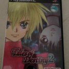 Tales of Destiny 2 (Sony PlayStation 2, 2002) Japan Import PS2 US Seller