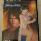 Dead or Alive 2 (Sony PlayStation 2, 2000) Complete Japan Import PS2 Tested