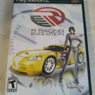 R: Racing Evolution (Sony PlayStation 2, 2003) With Manual Complete Tested PS2