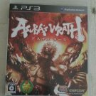 Asura's Wrath (Sony PlayStation 3, 2012) Complete W/ Manual Japan Import PS3
