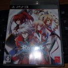 BlazBlue: Chrono Phantasma Extend (Sony PlayStation 3, 2015) Japan Import PS3