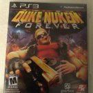 Duke Nukem Forever (Sony PlayStation 3, 2011)Complete With Manual PS3
