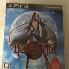 Bayonetta (Sony PlayStation 3, 2010) Complete With Manual Japan Import PS3