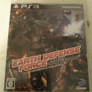Earth Defense Force: Insect Armageddon (Sony PlayStation 3) Japan Import PS3
