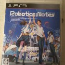 Robotics;Notes (Sony PlayStation 3) Complete With Manual Japan Import PS3