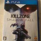 Killzone: Shadow Fall (Sony PlayStation 4, 2014) With Manual Japan Import PS4