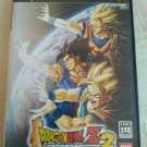 Dragon ball Z 2 (Sony PlayStation 2) Japan Import PS2 US Seller