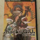 .hack//G.U.: Vol. 1: Rebirth (Sony PlayStation 2) Japan Import PS2 US Seller