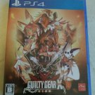 Guilty Gear Xrd -SIGN- (Sony PlayStation 4, 2014) Japan Import PS4 Tested