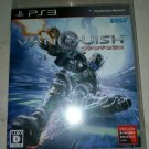 Vanquish (Sony PlayStation 3, 2010) With Manual Japan Import PS3 Tested