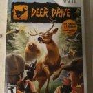 Deer Drive (Nintendo Wii, 2009) With Manual CIB
