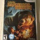 Cabela's Dangerous Hunts 2011 Special Edition (Nintendo Wii, 2011) W/ Manual CIB