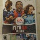 FIFA Soccer 08 (Nintendo Wii, 2007) With Manual CIB