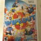 Wipeout 3 (Nintendo Wii, 2012) With Manual CIB