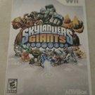 Skylanders Giants (Nintendo Wii, 2012)