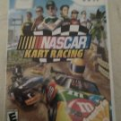 NASCAR Kart Racing (Nintendo Wii, 2009) With Manual CIB