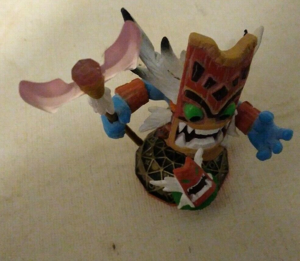 Activision Skylanders: Giants Series 2 Double Trouble Action Figure Loose
